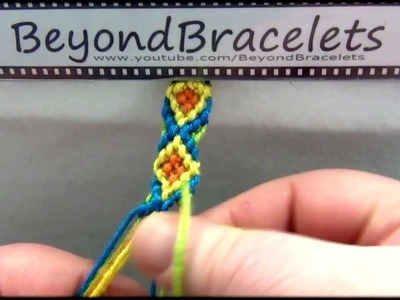 9► Bracelet Making 101 - Basic Diamond
