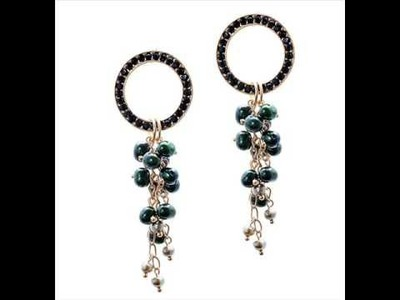 Beautiful Modern Chic Earrings for Everyday Woman to feel sexy & elegent (for sale)