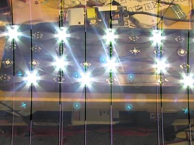 DIY Aquraium CREE LED Fixture (Part 2)