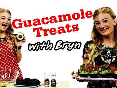 Guacamole Treats + OOTD with Bryn! #17daily