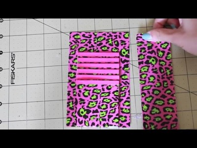 How to make a duct tape iPhone case!