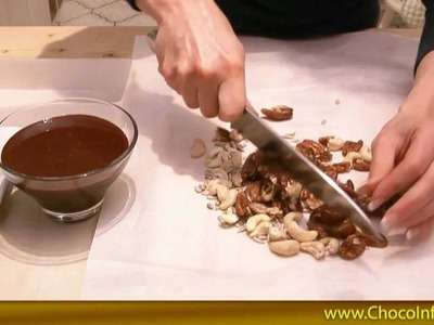 How To Make A Home Made Chocolate Bar