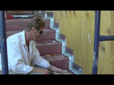 How, why and where to install stucco drip screeds