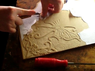 Introduction to Relief Carving Wood.MDF