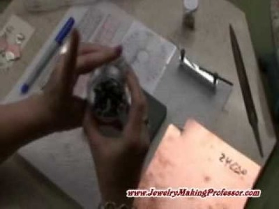 Metal Jewelry Making: Riveted Earrings