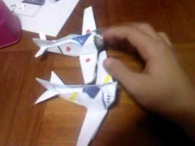 Paper zero and saber planes