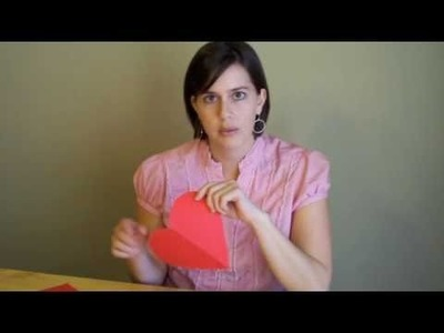 Tips for Cutting Paper Hearts