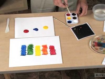 Tri-Art Solucryl Acrylic Paint
