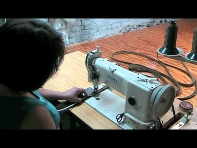 Upholstery How To Make Piping for Upholstery .m4v