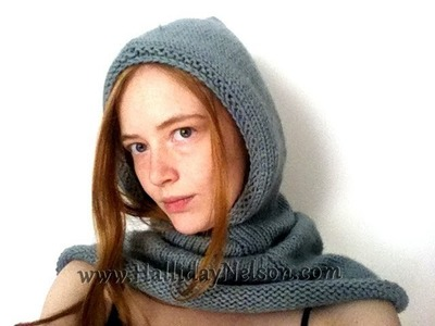 Basic Hooded Cowl Tips and Tricks