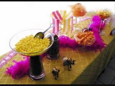 Candy Crate's Candy Buffets