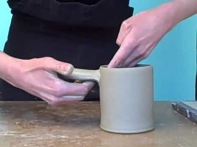 Ceramics for Beginners: Wheel Throwing - Pulling a Handle with Emily Reason