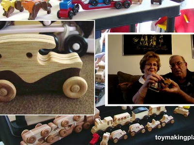 Craft Show Secrets for Toymakers