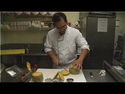 Food Cutting & Slicing : How to Cut Fruit Arrangements