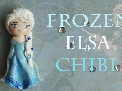 ❅FROZEN❅: ELSA CHIBI (Polymer Clay Tutorial) 3K SUBSCRIBER SPECIAL!