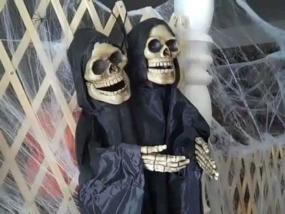 Halloween indoor decorations 2011 part 1