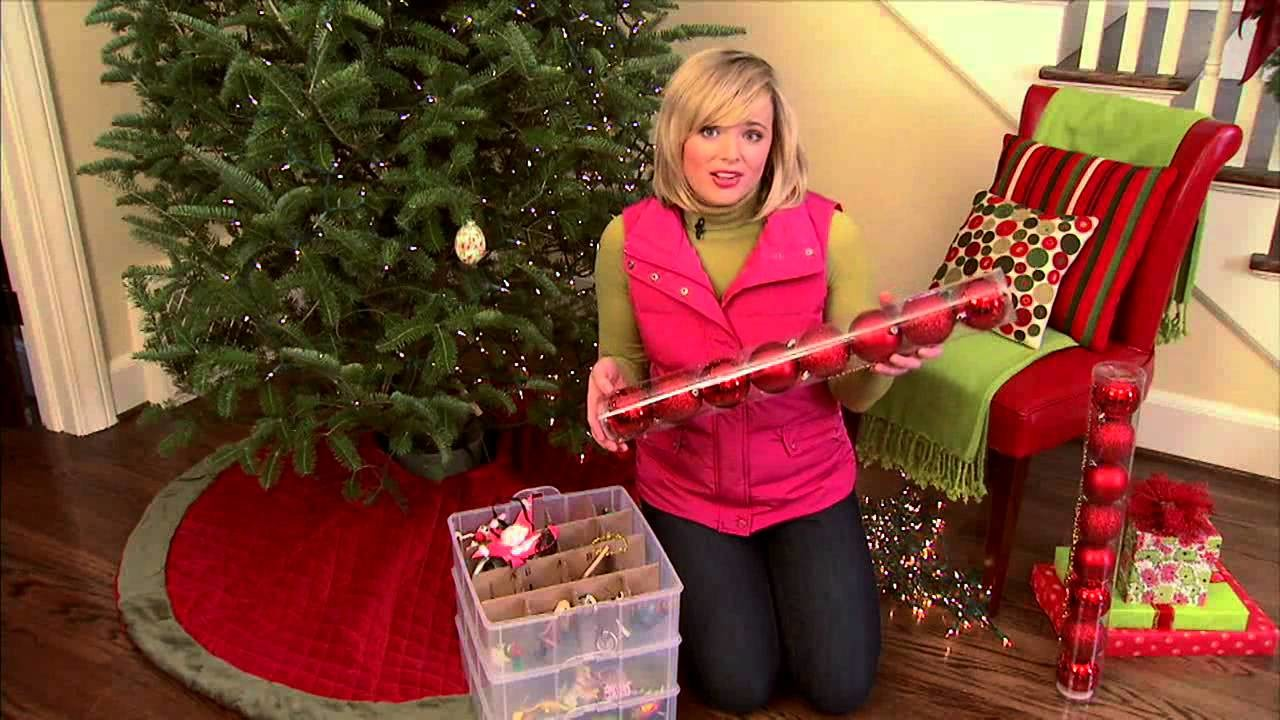 How To Decorate a Christmas Tree With Lights, Garland, and Ornaments
