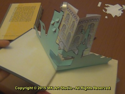 How to Make Pop-up Book