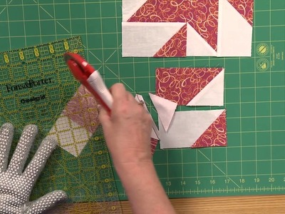 How to Make the Twinkling Stars Quilt