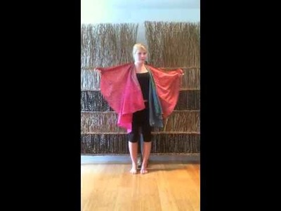 Magic Skirt Style Tutorial: Flowing Vest