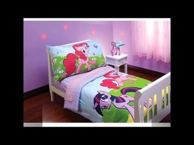 My little pony bedroom decor