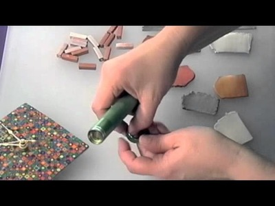 Polymer Clay Projects: Complex Extruded Cane Pt 1