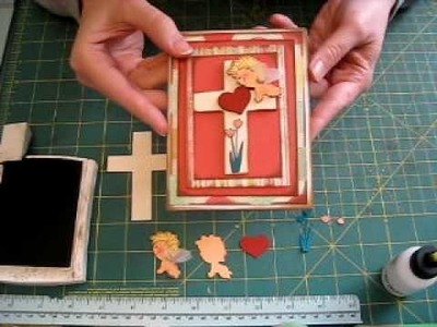 Remembering God's Love -  Handmade Cards by Jeannie Phillips  - How To Tutorials
