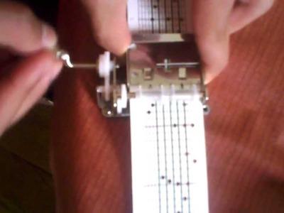 Runescape - Autumn Voyage - DIY Music Box