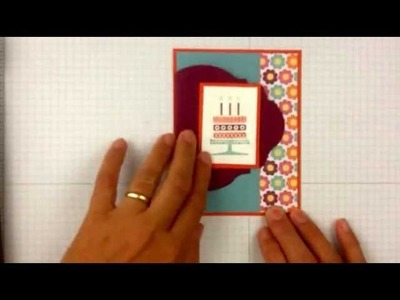 Stampin'Up! Birthday Card Ideas