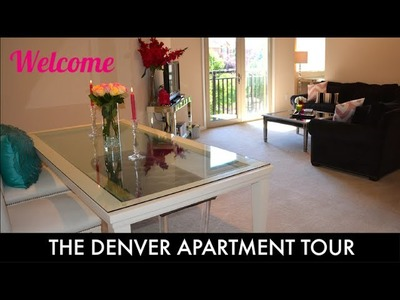 The Glam Apartment Tour 2014!