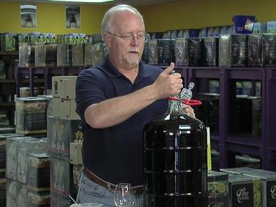 Winemaking Lesson 14 - Stabilizing