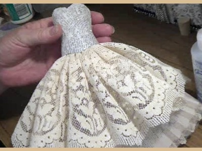 Art Dress Tutorial - Part 1 - Paper Mache Bodice