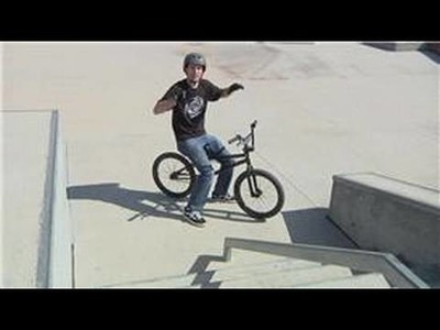 BMX Bikes : How to Pop a Wheelie