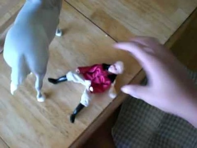 Breyer horses jumping pt2
