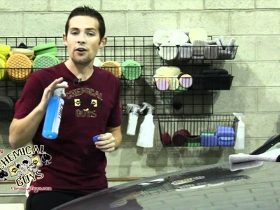 Chemical Guys - How To Prepare Your Car For Winter - Part 3: Using The Claybar