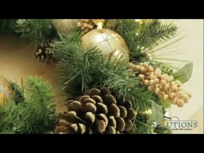 Holiday Decorating Ideas | Simplify the Holidays | Solutions.com