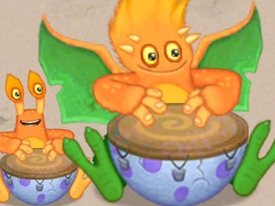 How to breed Rare Congle Monster 100% Real in My Singing Monsters!