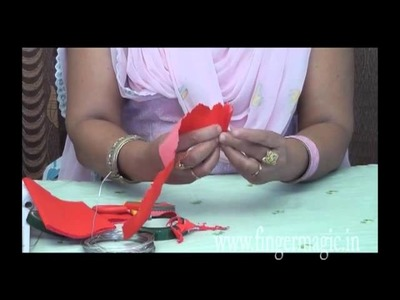 How to make a Duplex Paper flower
