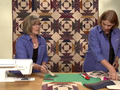 How to Make the Baby It's Cold Outside Quilt