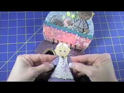 Paper Doll Dress Up Tin Purse Project