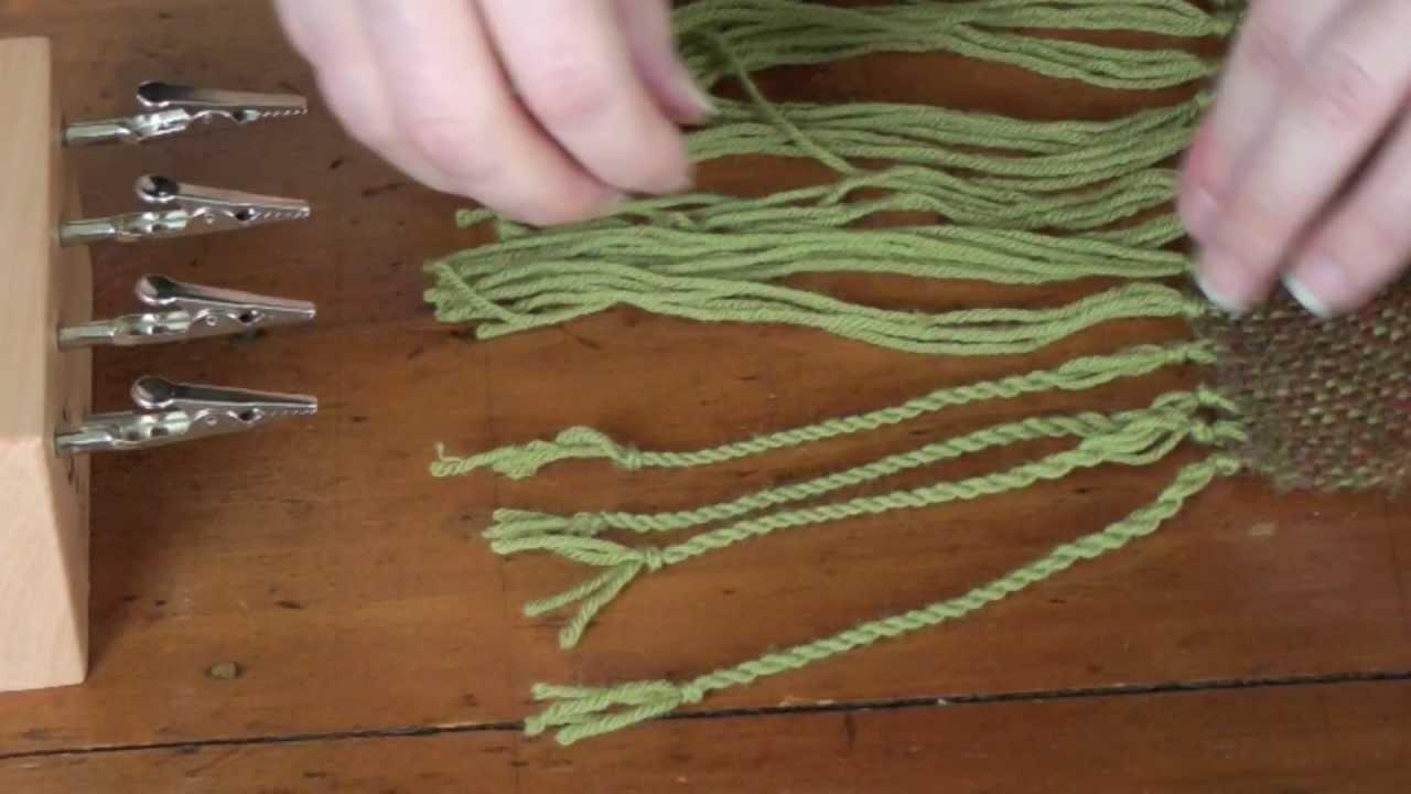 Using the fringe twister