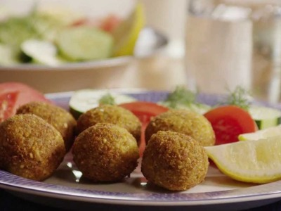 Vegan Recipes - How to Make Falafel