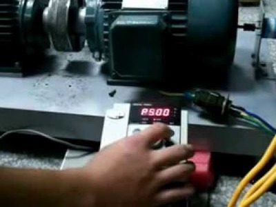 VTdrive ® Variable Frequency Drive Performance Test The PG Card Install and Torque Control_1