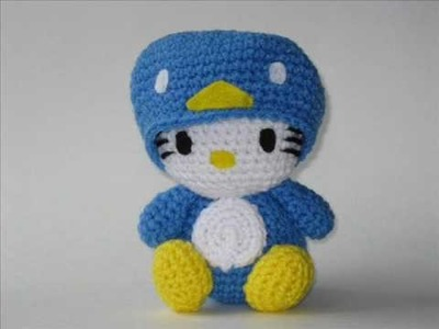 Hello Kitty Doll Toy Knitting Pattern : Crochet patterns, How To Crochet Single Rib Stitch, How To Knit Red Heart Sas...