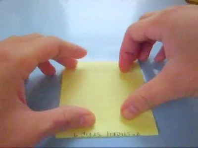How To : Ep. 39 | Make Your Own Resealable Seed Envelopes w. Post-It Notes
