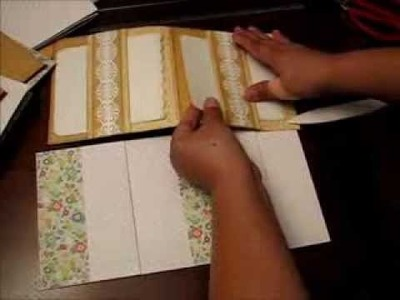 How to make 6x6 Pocket Pages - 10 Variations