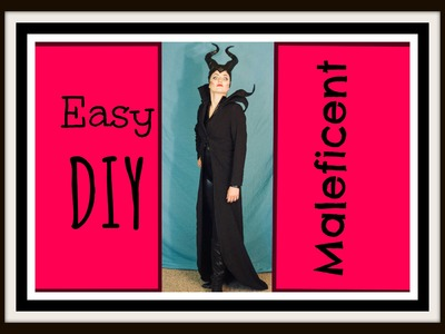 How To Make A Maleficent Costume!