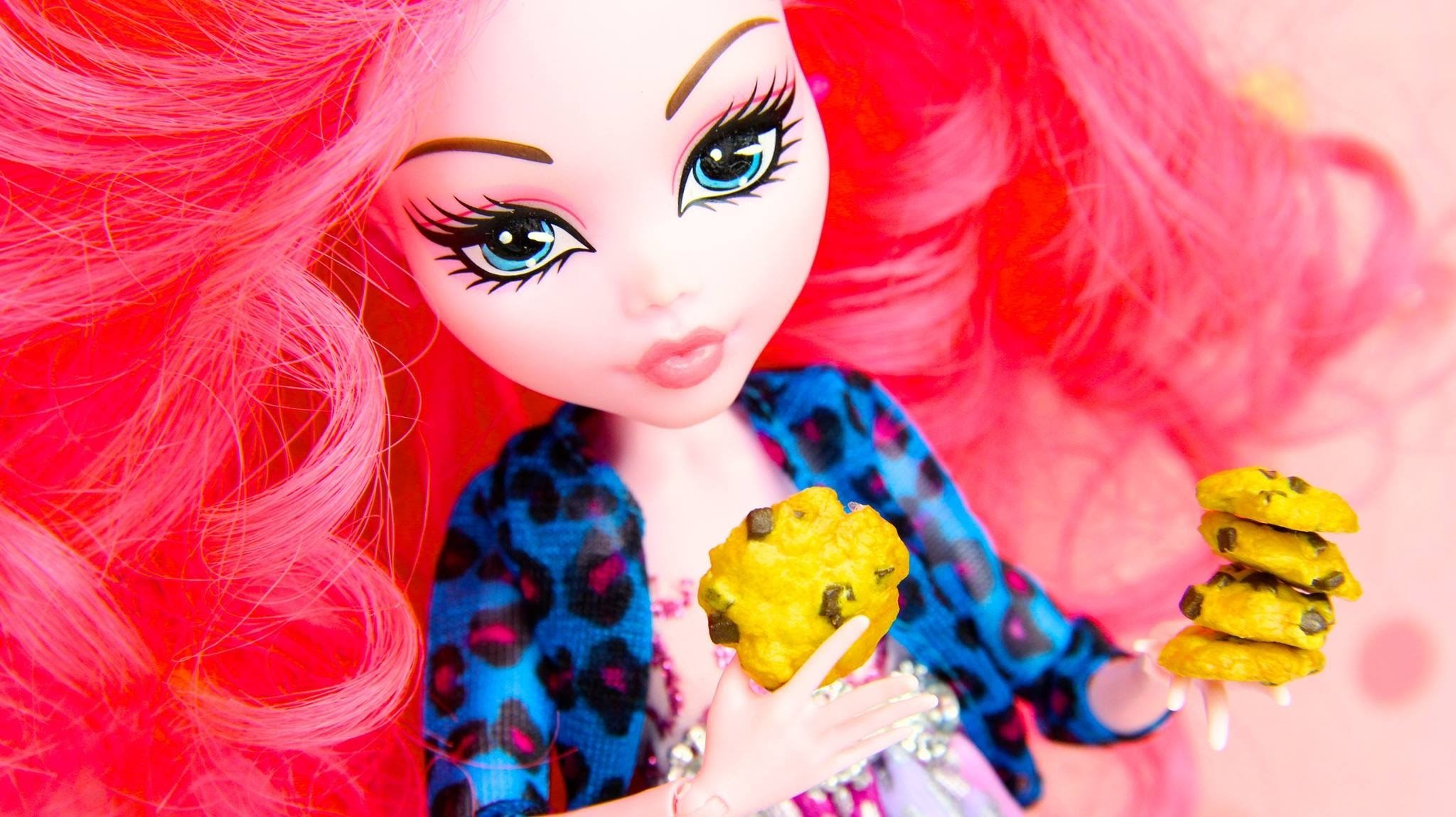How to Make Doll Chocolate Chip Cookies
