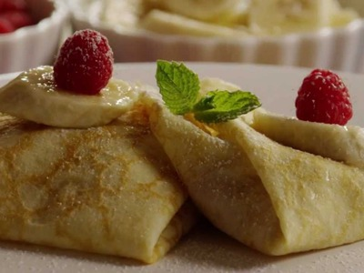 How to Make French Crepes