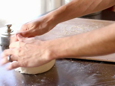 How To Make Homemade Pizza Dough In Your KitchenAid Stand Mixer